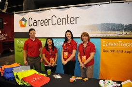 SafetyExpo2014_CareerCenterBooth